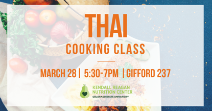Picture of Poudre School District Class: Thai Cooking Class